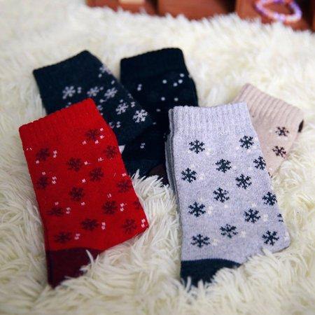 Christmas Women Casual Sheath Socks
