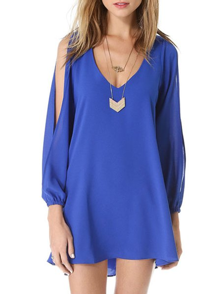 royal blue long sleeve a