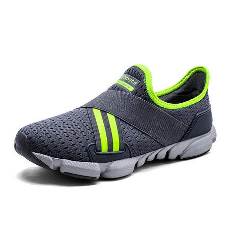 Breathable Sports Flat Heel Daily Sneakers