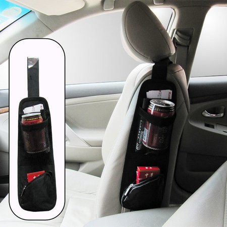 Car Accessories Outdoor Water Bottle Storage Durable Hanging Bag