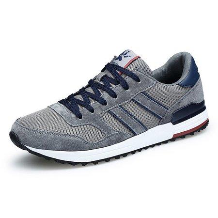 Men Breathable Slip Resistant Sport Casual Sneakers