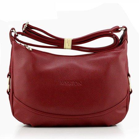 MIYSTON Women Casual Elegant Multi Pockets Crossbody Bag