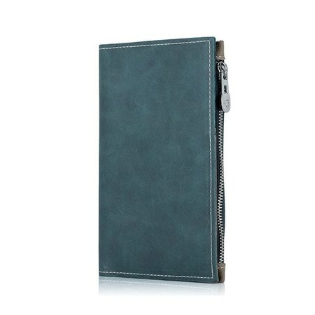 Unisex Genuine Leather Multifunctional Ultra-thin Wallet