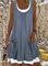 Cotton Casual A-Line Dresses