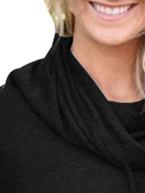 Long Sweatshirts Plain Casual Sleeve Hoody amp; pdq4qr