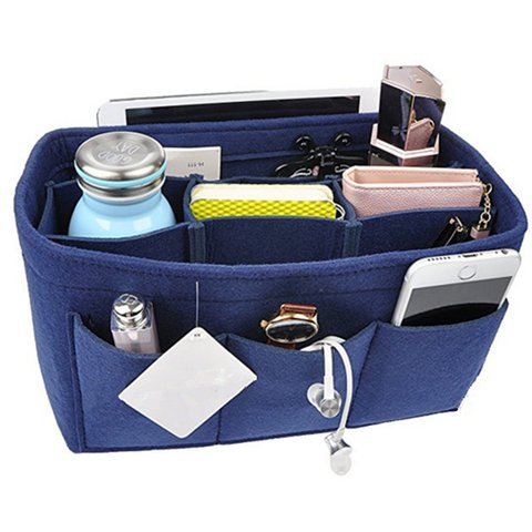 Blanket Casual Versatile Multi Pockets Storage Bag