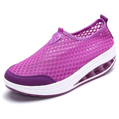 Mesh Women's Platform Fashion Sneakers