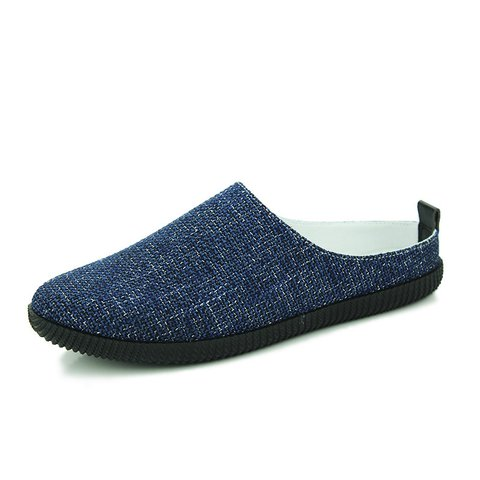 Home Flat Heel Cloth Daily Slippers