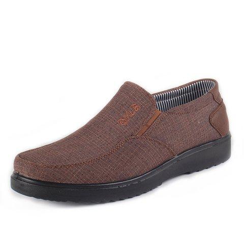 Old Peking Comfortable Flat Heel Casual Shoes