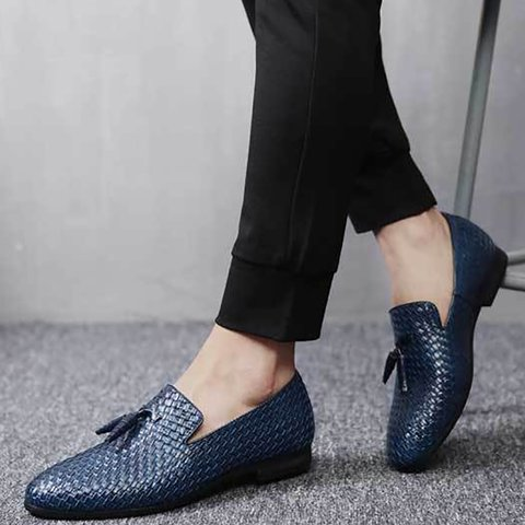 Mens Flats Breathable Fashion Shoes