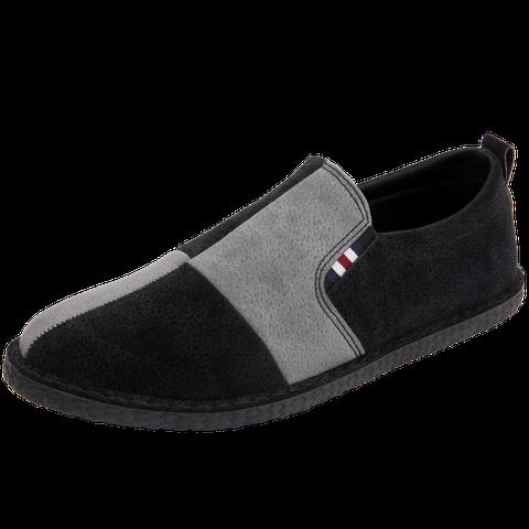 Cloth Casual Flat Heel Flats  Loafers