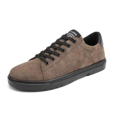 Men Resistant Lace Up Casual Shoes