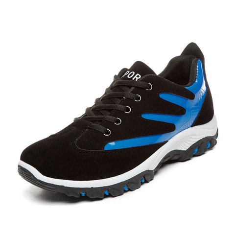 Athletic Flat Heel Lace-up Shoes