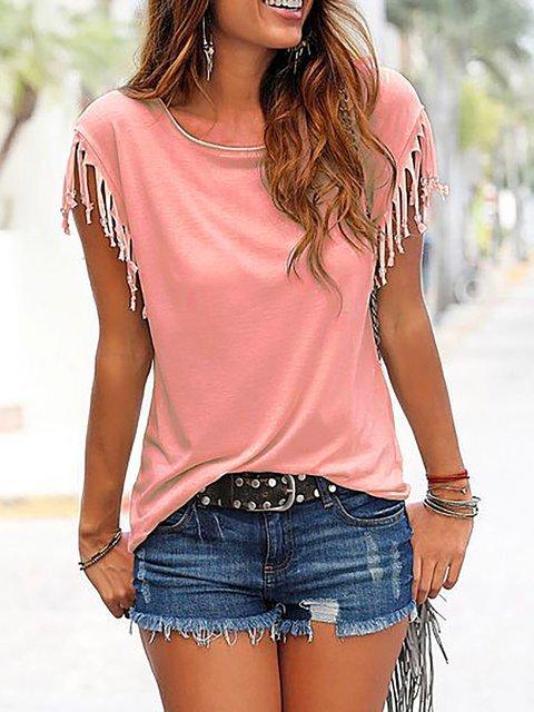 Plain T Shirts For Women