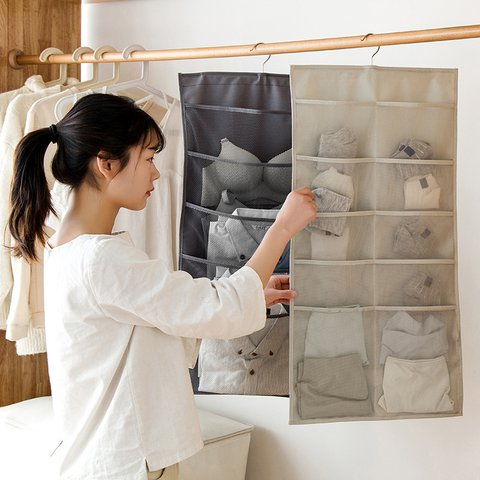 Underwear Sock Storage Casual Hanger Bags