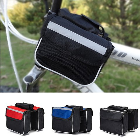 600D Polyester Mountain bike Multi-function Casual Storage Bags