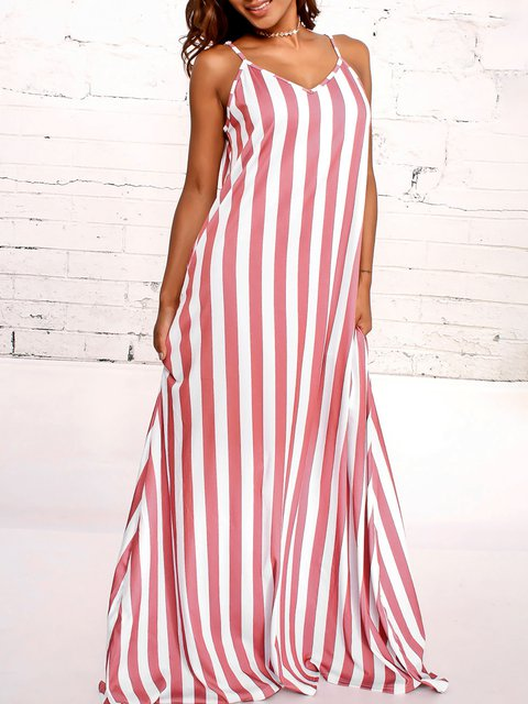 bb38263ea6526 Dress Women Swing Summer Daily Boho Spaghetti V neck qf0SRzz ...