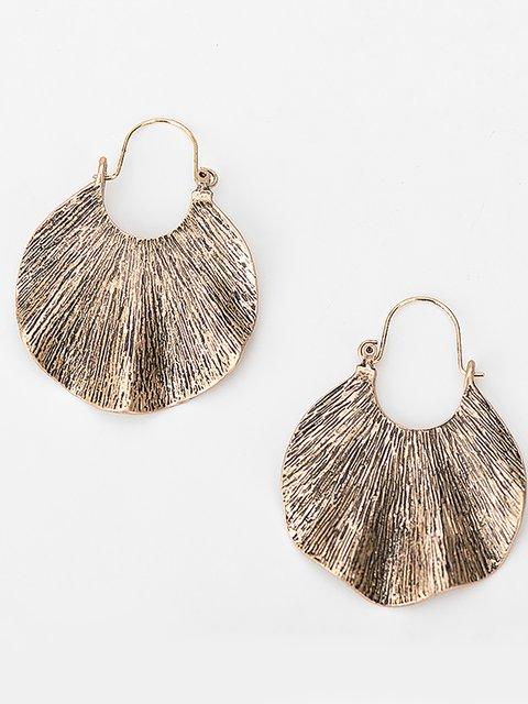 Womens Vintage Alloy Earrings