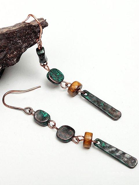 Original Design Boho Style Drop Earrings