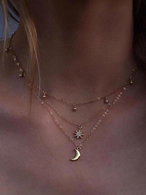 Womens Alloy Drop Necklaces