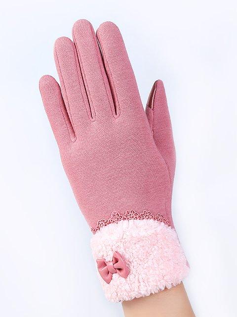 Womens Cotton Gloves