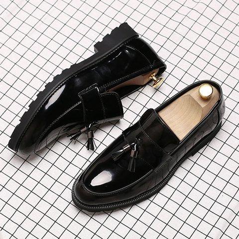 b0888454e2 Men Tassel Casual All Season Shoes - JustFashionNow.com