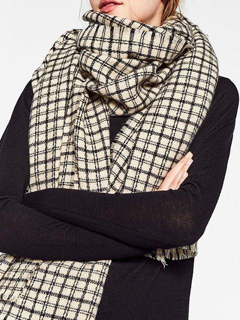 Womens Acrylic Fashion Scarves