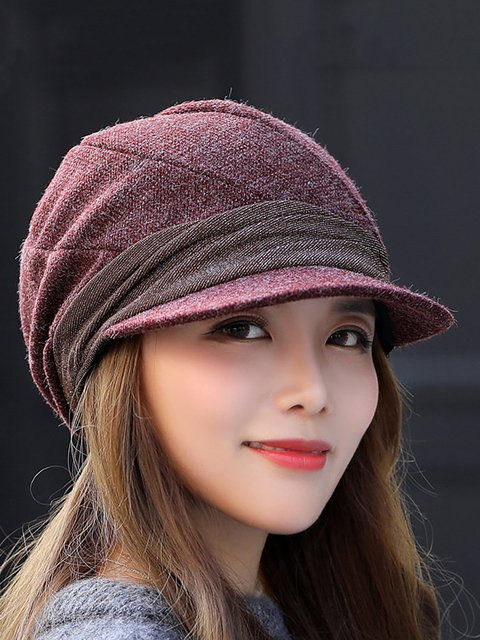 Womens Winter Beret Hats
