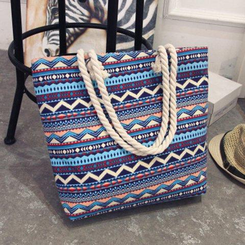 Women Casual Bohemia Canvas Shoulder Bags