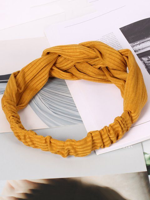 Womens Cute Fashion Elegant Cotton Headbands
