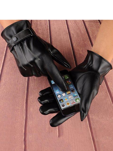Winter Cycling Velvet Gloves