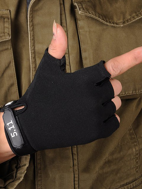 Half-finger Black Hawk O Tactical Outdoor Sports Gloves