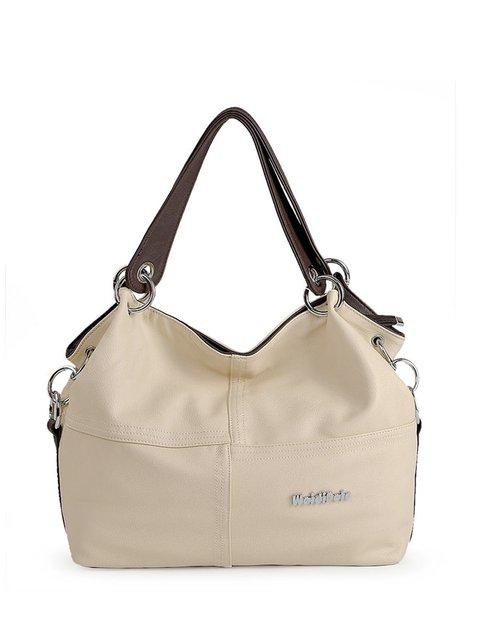 Women's Casual Vintage Zipper Crossbody Shoulder Bags