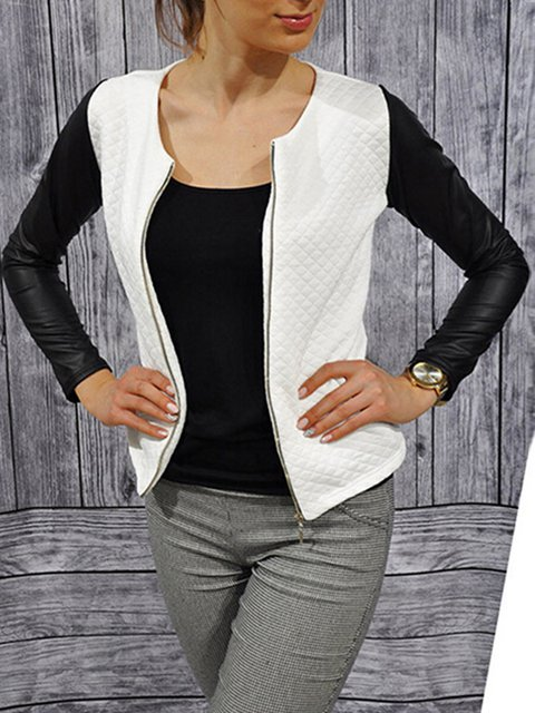 Casual blend Casual Acrylic Acrylic Jacket Cotton cFW4q1wC