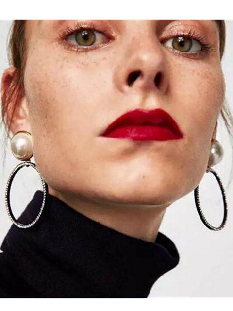 Womens Rhinestone  416154Round Earrings