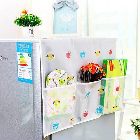 Refrigerator Dust-proof Waterproof PVC Top Storage Bags