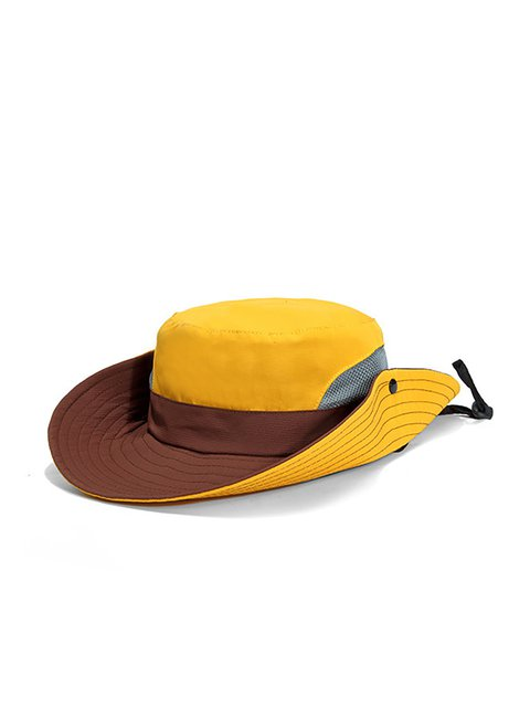 b1b30b2d7a5 Womens Summer Foldable Mesh Breathable Anti-UV Fishermans Hats Outdoor  Travel Sunscreen Bucket Hats