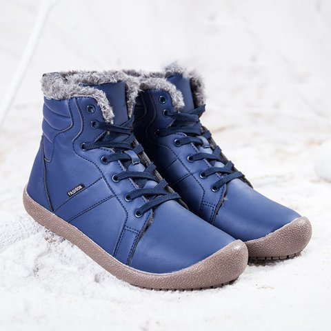 Women Snow Booties Casual Comfort Warm Plus Size Shoes