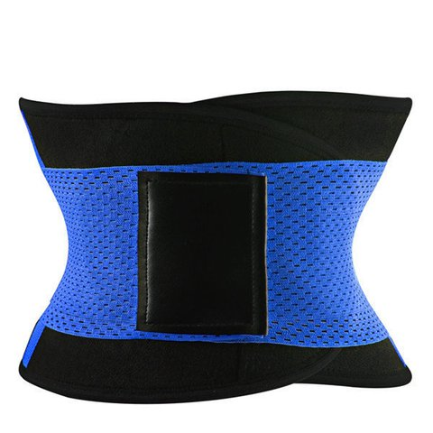 Plus Size Slimming Waist Control Trainer Belt