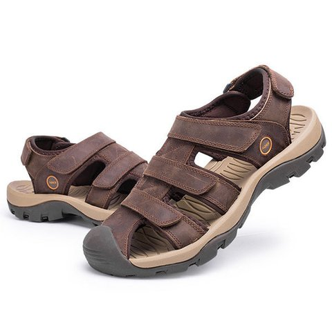 445a69af7de6d3 Men Outdoor Beach Magic Stick Sandals Breathable Sport Shoes -  JustFashionNow.com