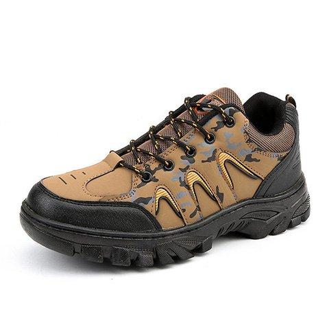 Men Outdoor Hiking Sneakers