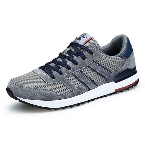 Men Breathable Slip Resistant Sport Casual Sneakers