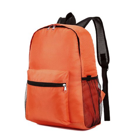 Lightweight Folding Waterproof Nylon Travel Backpack Unisex Bag
