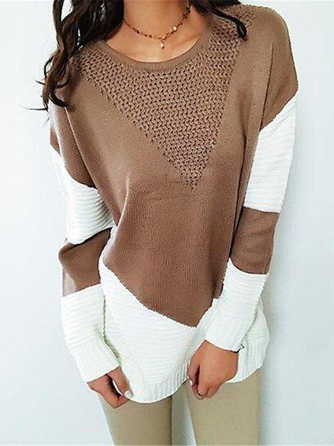 Beautyful Warm Long Sleeve Knitted Sweaters Chicjodi