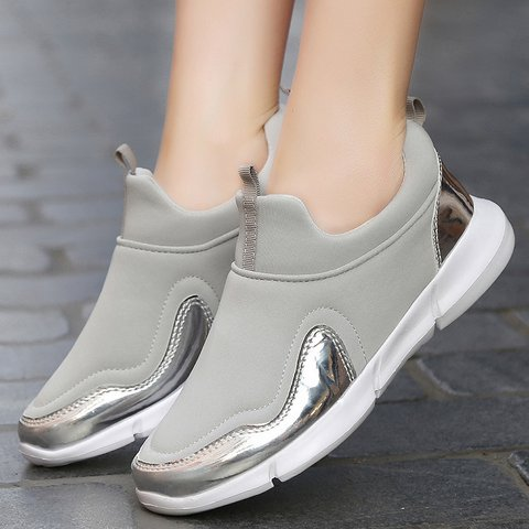 Women Plus Size Sneakers Casual Shoes