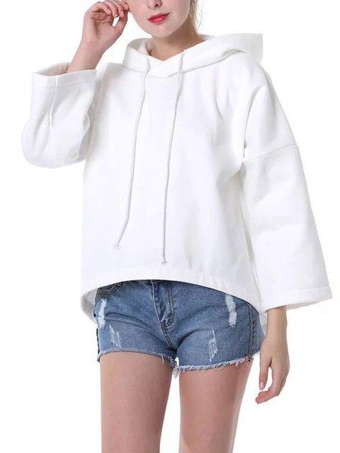 6 Colors Sweet & Cute Winter Warmest Hoodies For Women