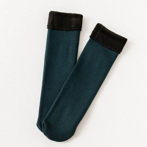 Casual Breathable Warm Rain Boots Socks