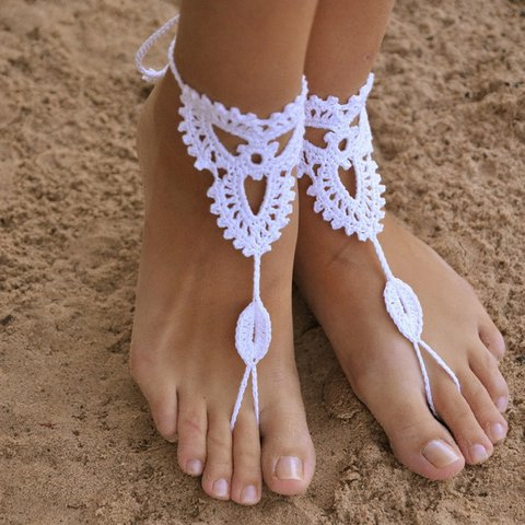 Sweet Cotton Foot Accessories