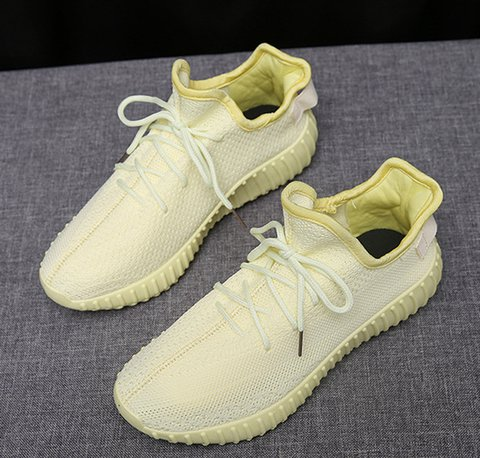 Women's Breathable Round Toe Casual Shoes