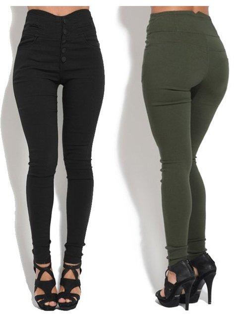 Plus Size Casual Pants